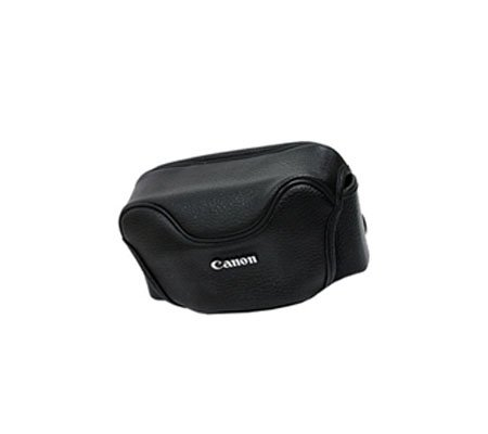 ::: USED ::: Canon Leather Case for G5 (Excellent)