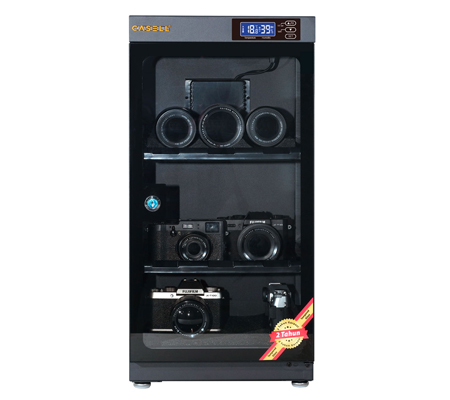 Casell CA-50A Dry Cabinet Camera with Electronic Display [50 L]