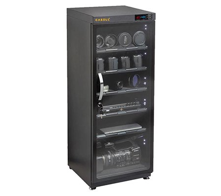 Casell CL-150A Dry Cabinet Camera with Electronic Display [150 L]