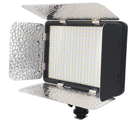 Casell LED 320AS Continuos Bi Color Lighting Camera