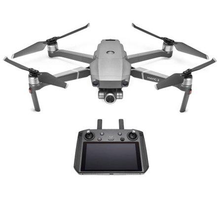 DJI Mavic 2 Zoom Plus with Smart Controller
