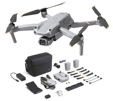 DJI Mavic Air 2S Drone Fly More Combo