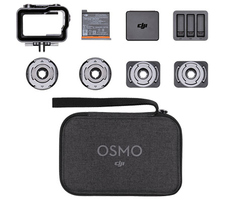 DJI Osmo Action Part 15 Ready to Go Kit