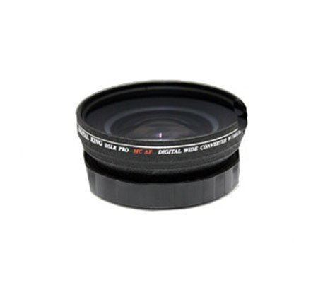 ::: USED ::: Digital King DSLR Pro Wide Converter 0.5x 77mm (Excellent to Mint)