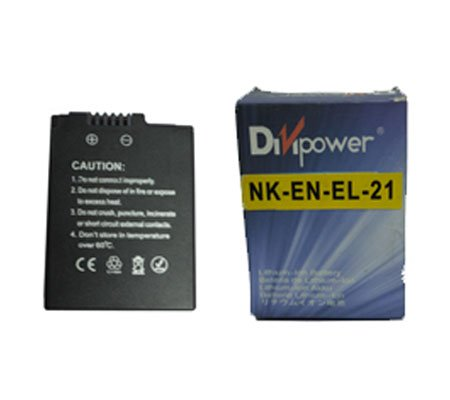 ::: USED ::: Divi Power EN-EL 21 (Mint)