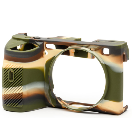 Easy Cover for Sony Alpha A6600 Camouflage