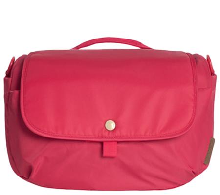 Hellolulu Emmerson DSLR Camera Bag Large Wild Strawberry