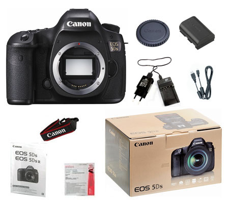::: USED ::: Canon EOS 5DS Body (Mint-402)