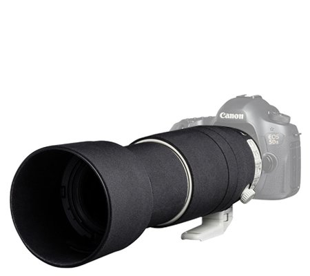 Easy Cover Lens Oak For Canon EF 100-400mm F/4.5-5.6L IS II USM V2 Black