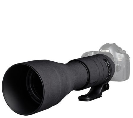Easy Cover Lens Oak For Tamron 150-600mm f/5-6.3 Di VC USD G2 Black