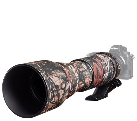 Easy Cover Lens Oak For Tamron 150-600mm f/5-6.3 Di VC USD Model AO11 Forest Camouflage