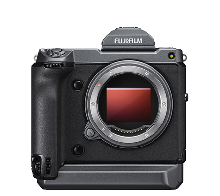 Fujifilm GFX 100 Medium Format Mirrorless Camera Body Only