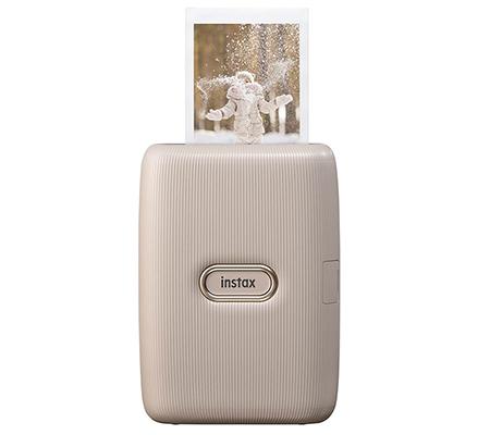 Fujifilm Instax Mini Link Smartphone Printer Beige Gold