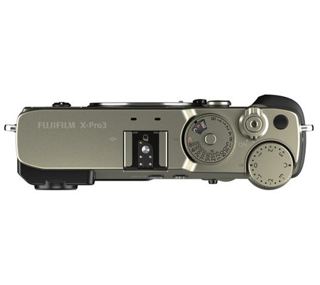 Fujifilm X-Pro3 Body Dura Silver