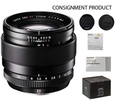 :::USED::: Fujifilm XF23mm f/1.4 R (Exmint) Kode 229 Consignment
