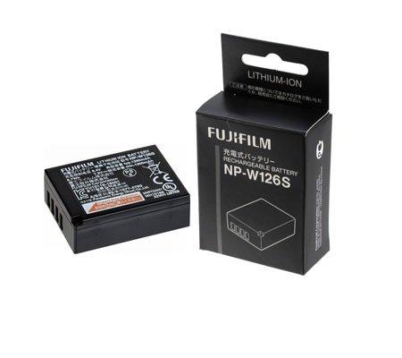:::USED:::Fujifilm NP-W126S Battery (MINT)