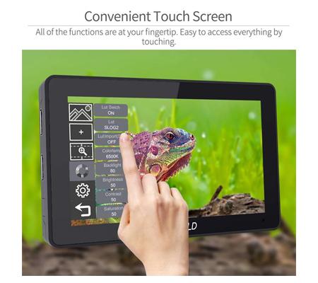 FeelWorld F6 Plus 5.5 Inch IPS FHD 4K HDMI Field Monitor
