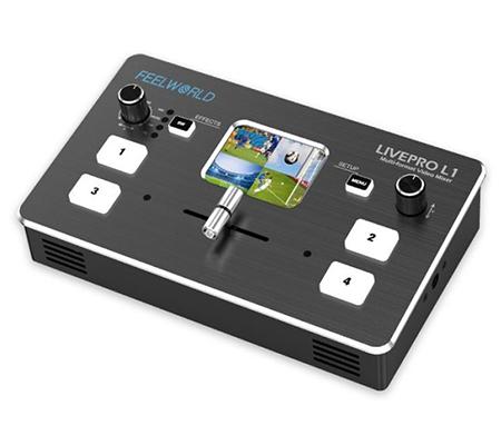 Feelworld LivePro L1 Multi Format Video Mixer Switcher