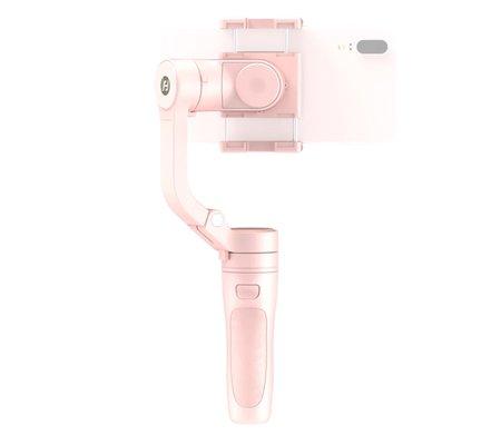 FeiyuTech Vlog Pocket Gimbal 3-Axis For Smartphone Pink