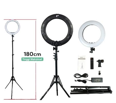 Fotoplus RL-18 Mark IV Bi-Color LED Ring Light