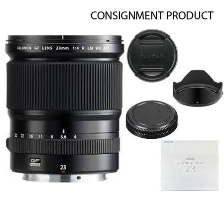 :::USED:::Fujifilm GF23mm f/4 R LM WR Lens (MINT # 709) Consignment