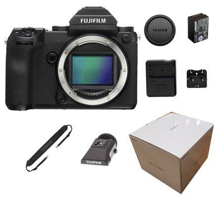 ::: USED ::: Fujifilm GFX 50S Body (Mint-627)