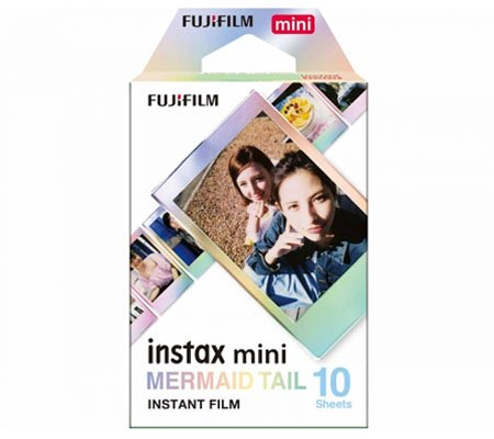 Fujifilm Instax Mini Paper Mermaid Tail