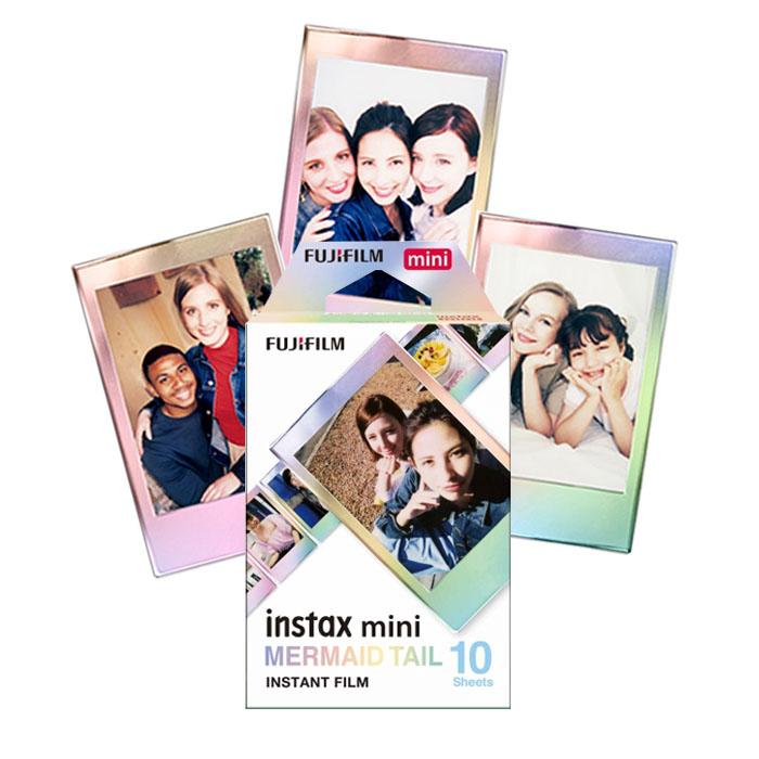Fujifilm Instax Mini Paper Mermaid Tail
