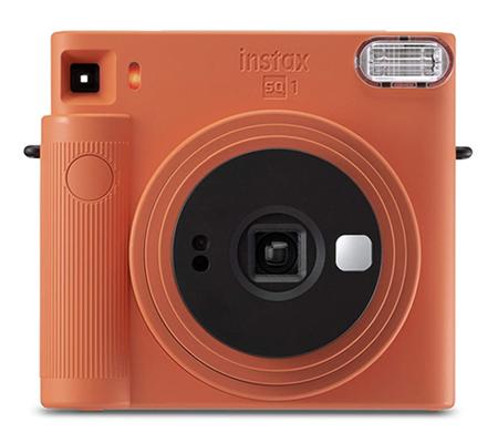 Fujifilm Instax SQUARE SQ1 Instant Camera Terracotta Orange