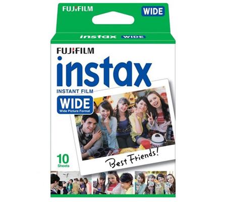 Fujifilm Paper Film Instax Wide Single Pack (10 Sheets)