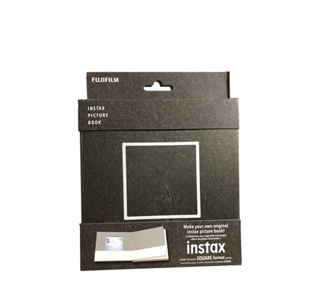 Fujifilm Picture Book - Square format (holds 16 films)