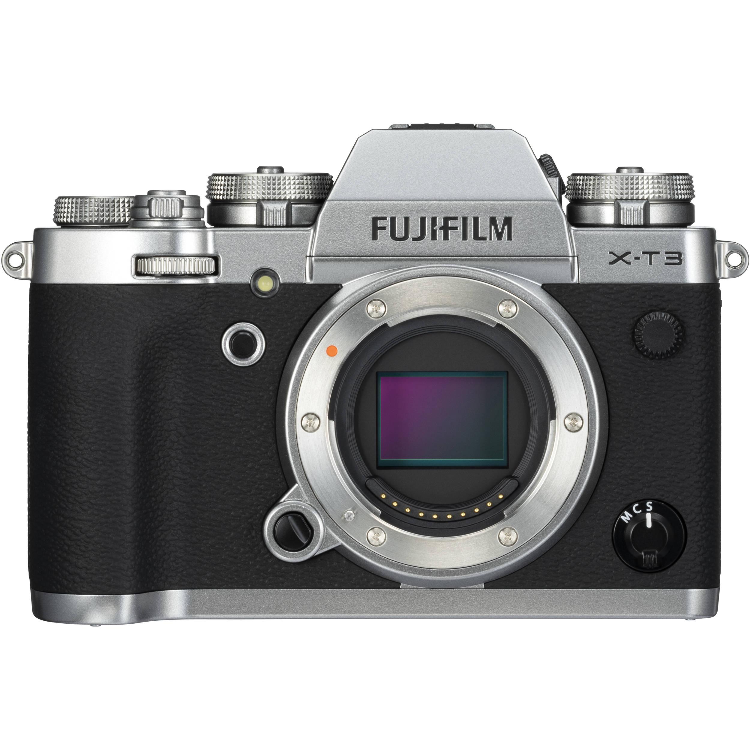 Fujifilm XT3 Silver Body