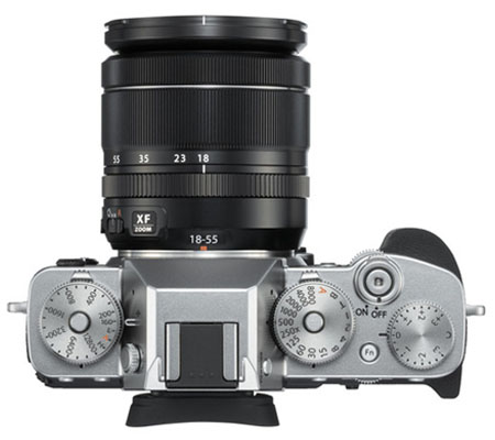 Fujifilm X-T3 Kit 18-55mm f/2.8-4 R LM OIS Silver