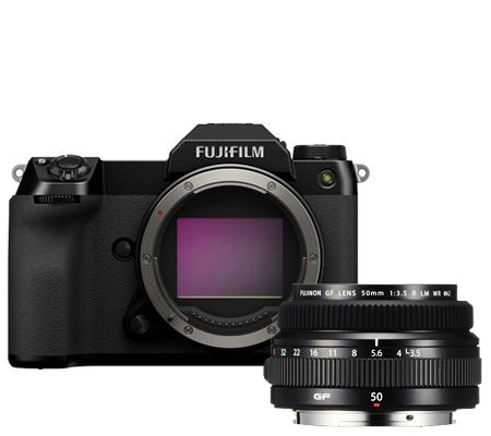 Fujifilm GFX100S Kit GF 50mm f/3.5 R LM WR