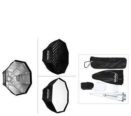 Godox SB-GUE Octa 95 Umbrella Softbox with Grid