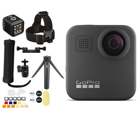 GoPro MAX 360 Bundling Litra