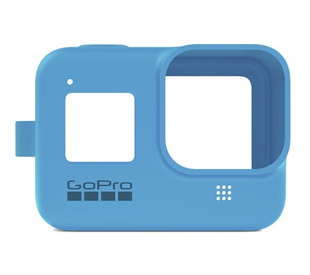 GoPro Sleeve + Lanyard For Hero 8 Bluebird