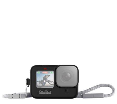 GoPro Sleeve + Lanyard For GoPro Hero 9 Black (ADSST-003)