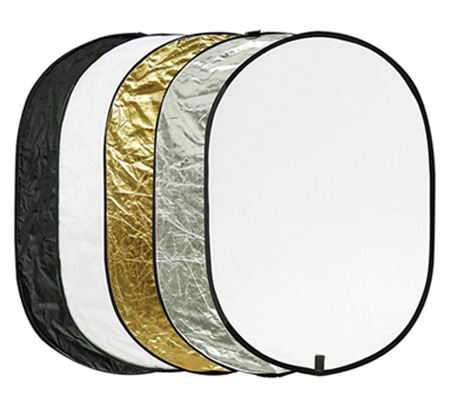 Godox 5 in 1 Collapsible Reflector RFT-05 100x150cm