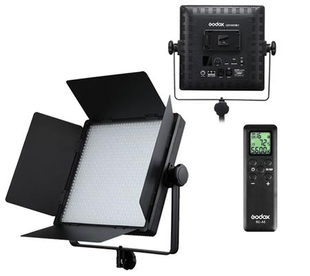 Godox LED1000Bi II Bi-Color DMX LED Video Light