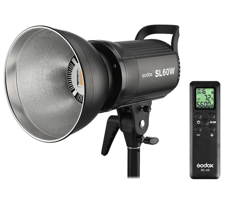 Godox LED SL60W with Remote