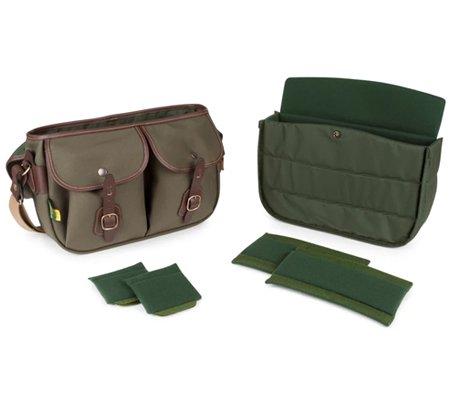 Billingham Hadley Pro 2020 Camera Bag Sage Choco 100% Handmade in England