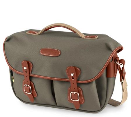 Billingham Hadley Pro 2020 Camera Bag Sage Tan 100% Handmade in England