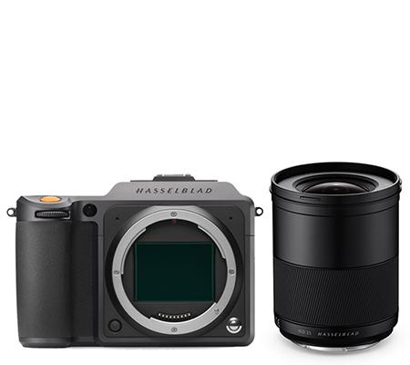 Hasselblad X1D II 50C kit XCD 21mm f/4 Medium Format Mirrorless