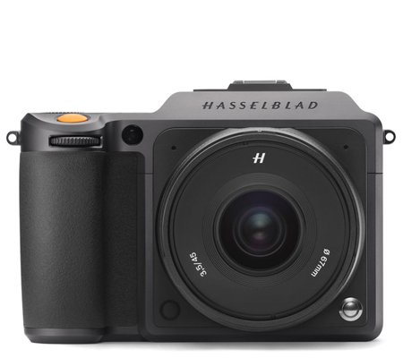 Hasselblad X1D II 50C kit XCD 45mm f/3.5 Medium Format Mirrorless