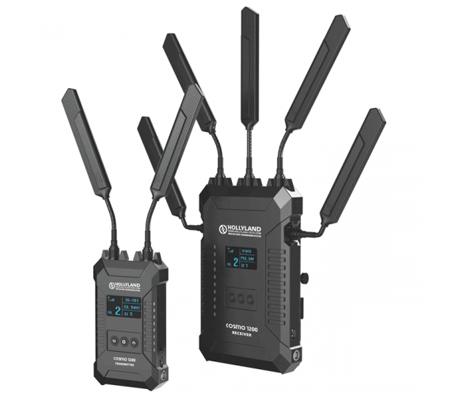 Hollyland Cosmo 1200 HDMI / SDI Wireless Video Transmission System