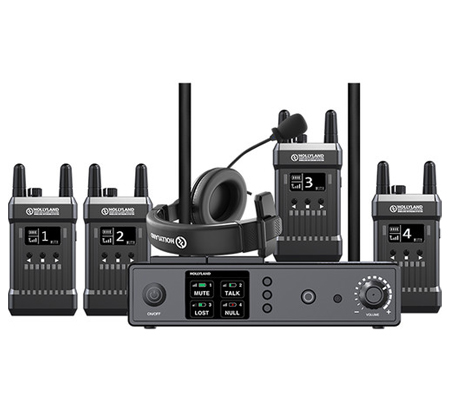 Hollyland Full Duplex Wireless Intercom System Mars T1000