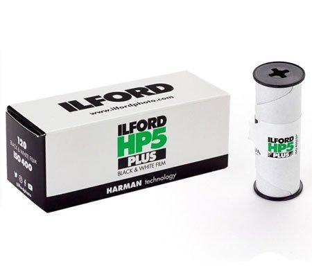 Ilford HP5 Plus 120 ASA 400 120 Medium Format Roll Film
