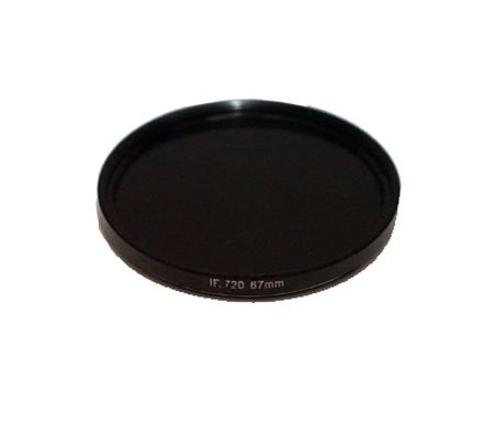 ::: USED ::: Filter IR720 67mm (Excellent)