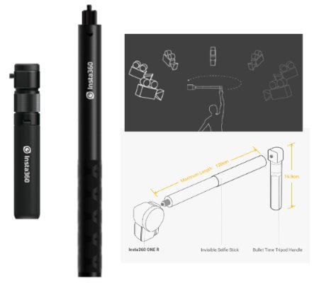 Insta360 Bullet Time Bundle for ONE X & ONE R Camera